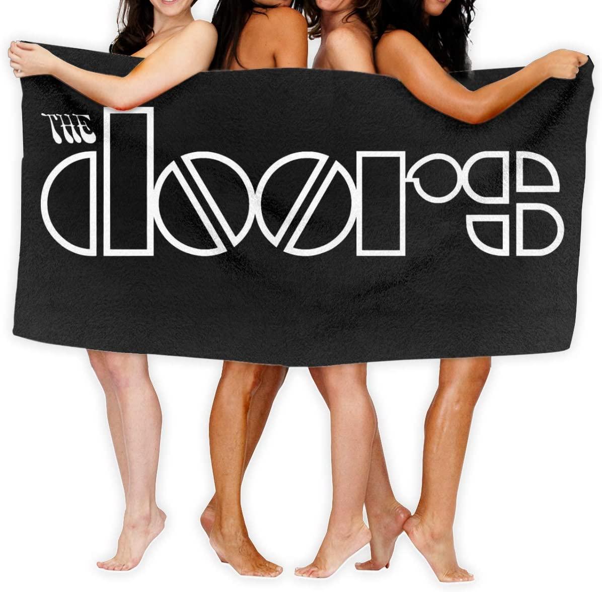 Cfgerends Jim Morrison Big Bath Towel Fashion Towels Man Women Beach Swimming Home One Size