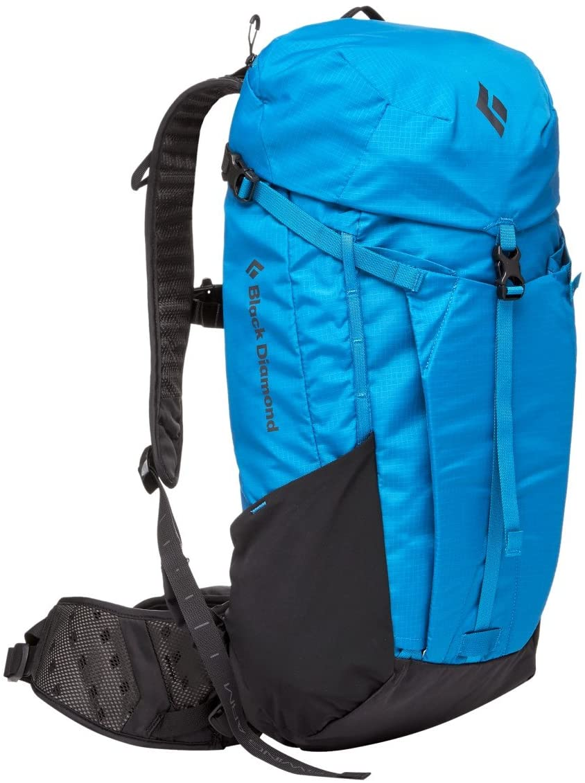 Black Diamond BD681214KFSHALL1 Bolt 24 Backpack, Kingfisher