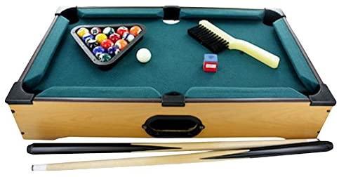 StealStreet SS-KI-OB444 Tabletop Pool Table