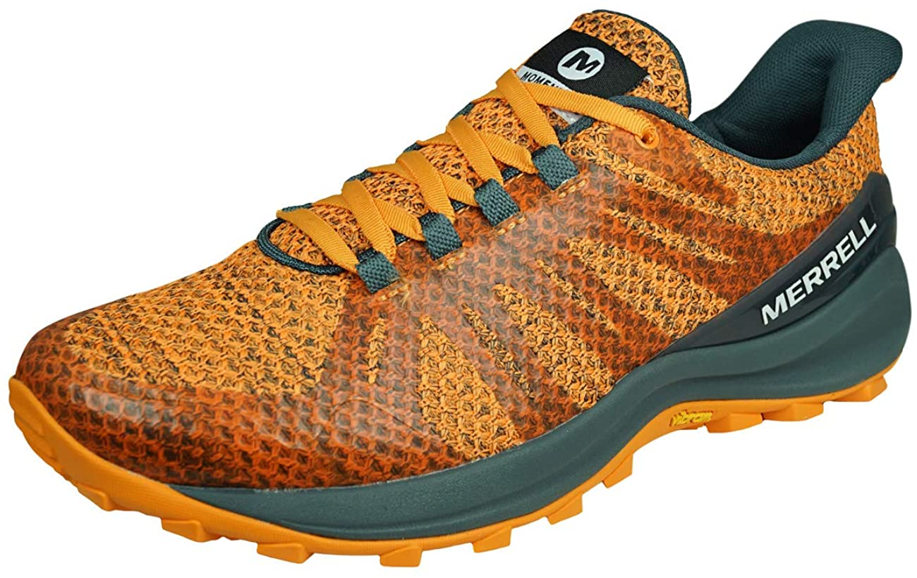 Merrell Momentous Womens Trail Running Sneakers Outdoor Jogging