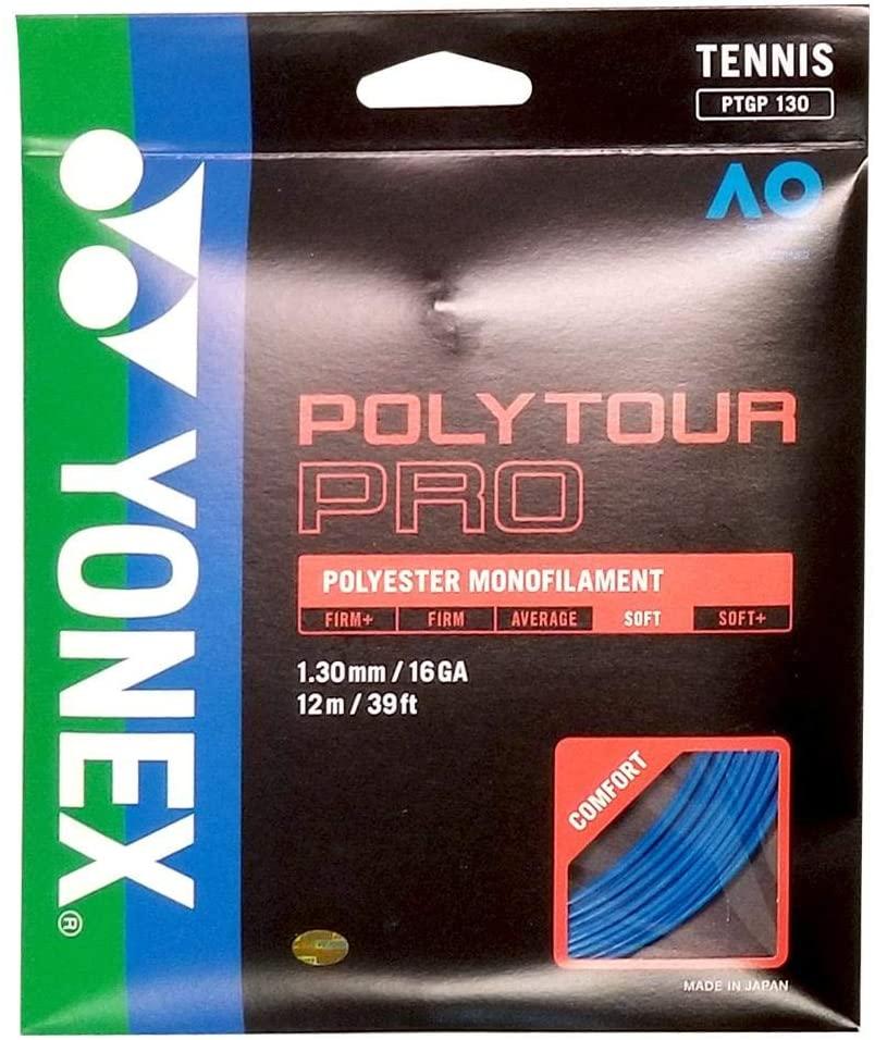 YONEX Poly Tour Pro Blue Tennis String ()