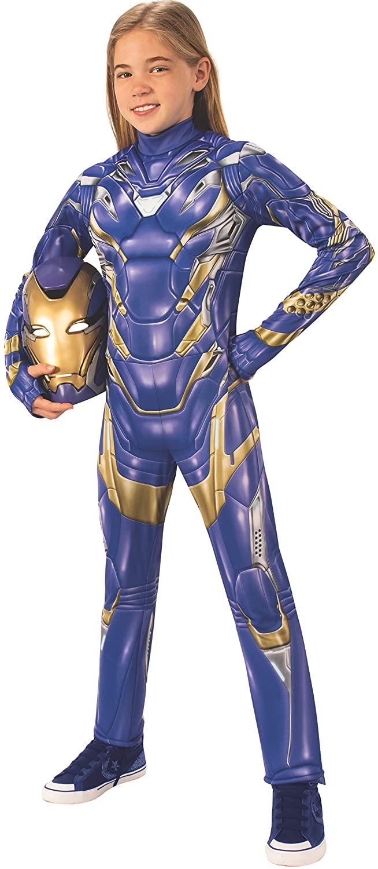 Rubies Marvel Avengers: Endgame Childs Deluxe Rescue Costume & Mask, Medium