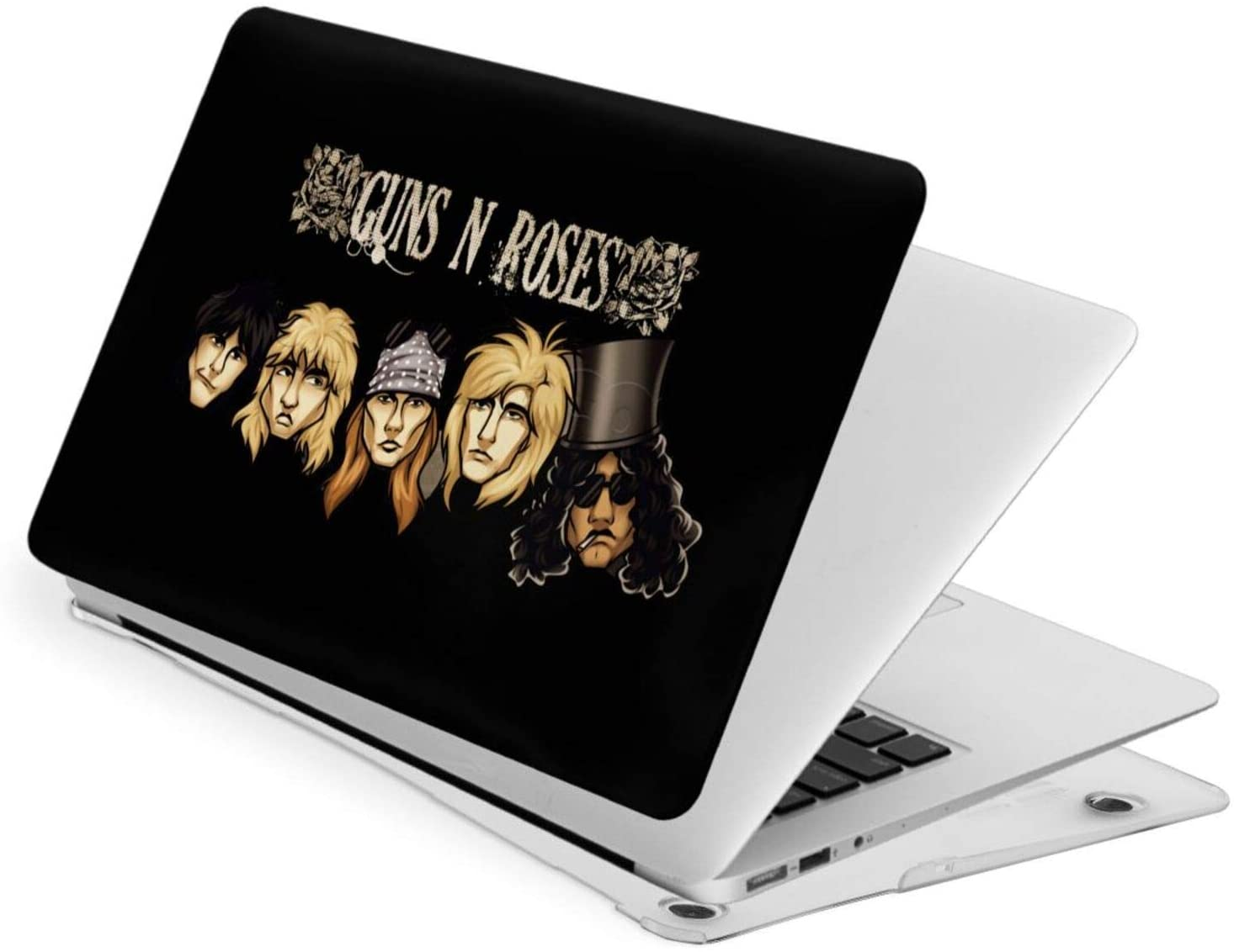 Fejarx Guns-N'-Rosesmacbook Hard Shell, Laptop Hard Shell Plastic Cover Protective Shell