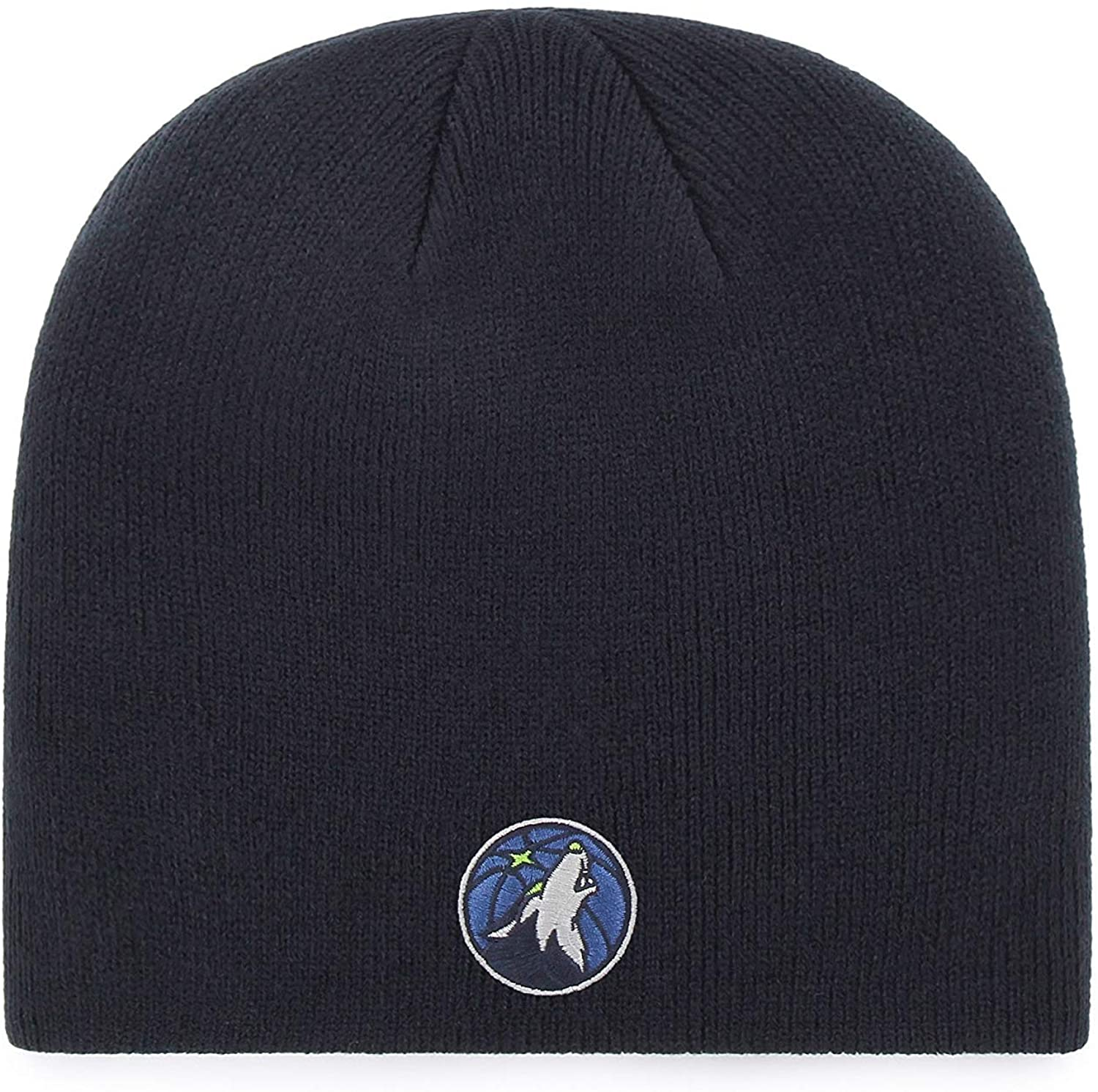 '47 Brand Cuffless Beanie Hat - NBA Knit Skull Toque Cap