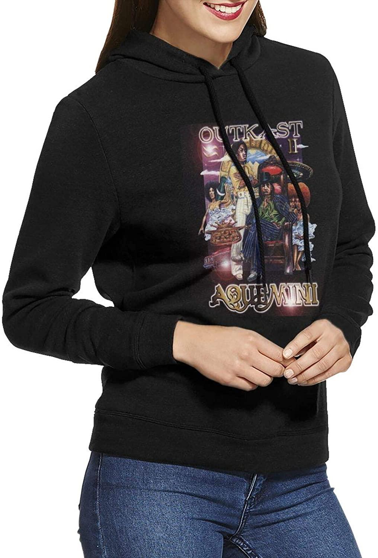 Outkast Aquemini Womans Hoodies Fashion Pullovers Sweatshirt Fleeces Top