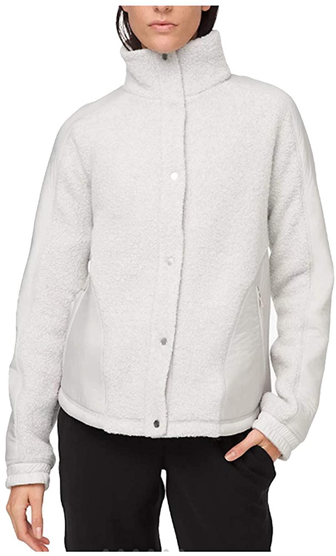 Lululemon Heathered Cozy Jacket