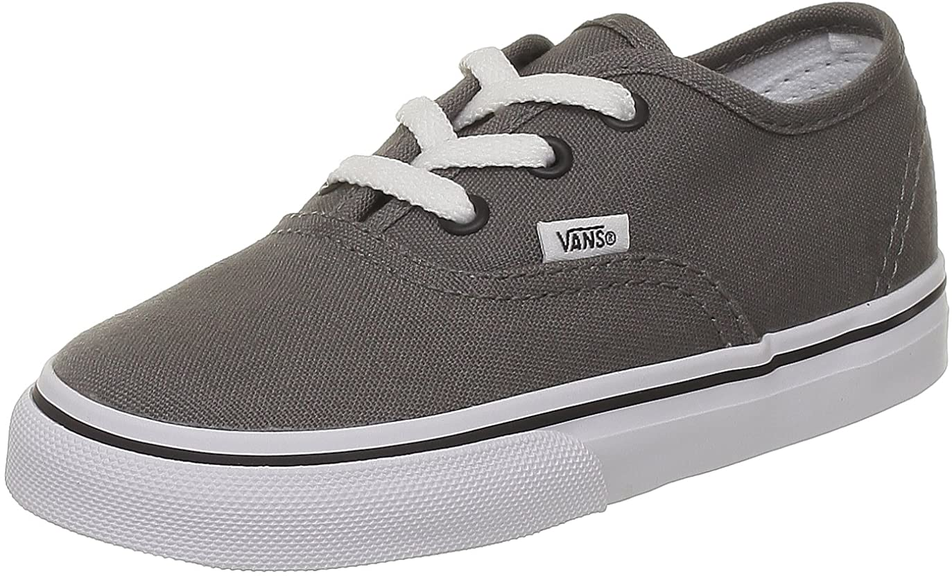 Vans Boys' Authentic - Pewter/Blue