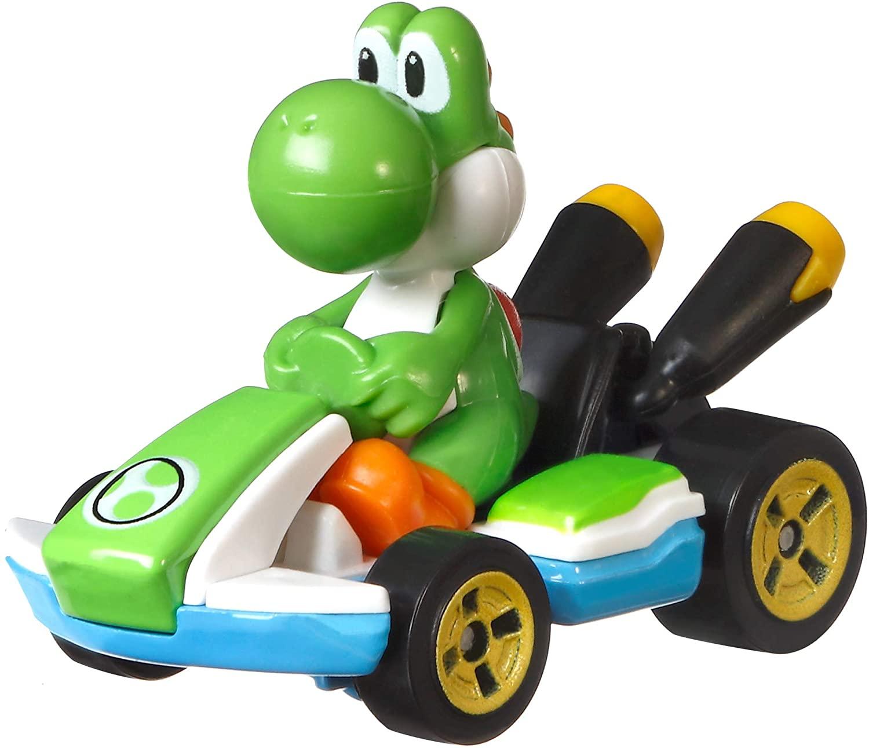 Hot Wheels Yoshi Kart
