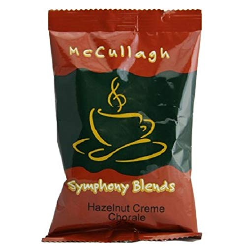 McCullagh Gourmet Coffee, Hazelnut (2 oz., 40 ct.)- 2 PACKS