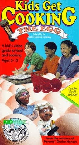 Kids Get Cooking [VHS]