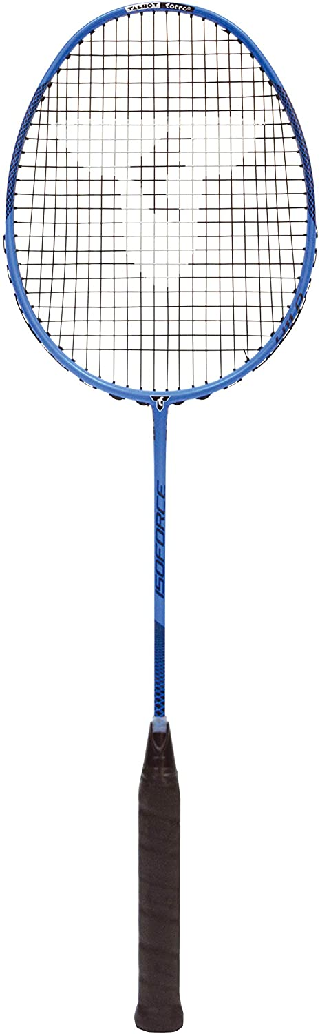 Talbot Torro Isoforce 411.8 Badminton Racket, 100% Graphite, 439554