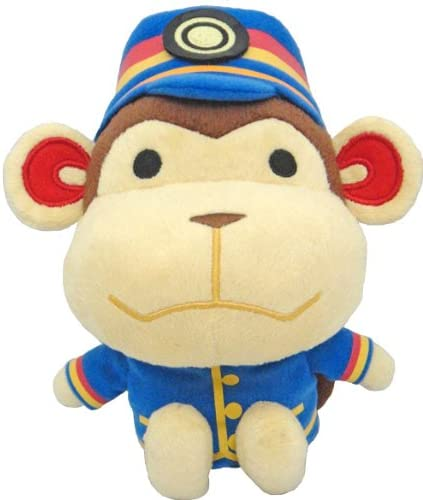 Sanei Animal Crossing Porter 7.5