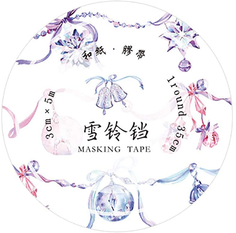 HEYEJET Lovely Washi Tape Decorative DIY Scrapbooking Masking Tape Cute Kawaii School Office Supply Escolar Papelaria Stationery