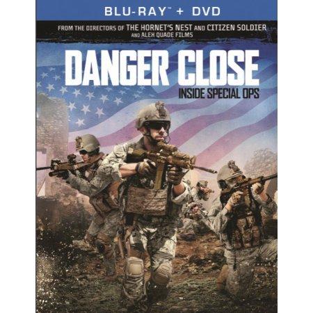 Danger Close: Inside Special Ops (BR/DVD)