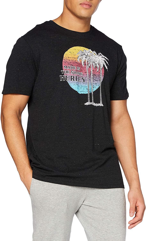 Hurley Men's Tres Palms Short-Sleeve T-Shirt