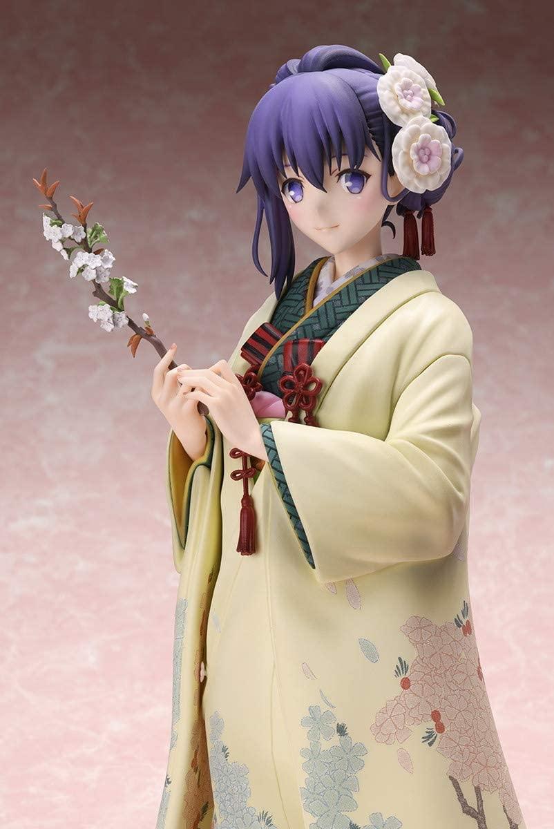 Fate/Stay Night Heaven's Feel Sakura Matou Kimono Version 1/7 Scale Figure