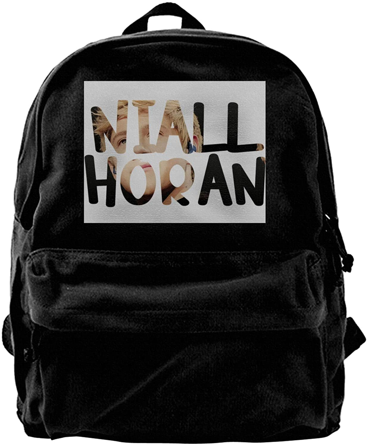 Niall Horan Black Mountaineering Universal Conventional Backpack