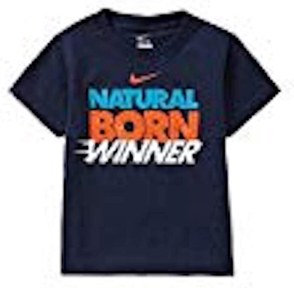 Nike Natural Born Winner Short-Sleeve Tee Size 2T