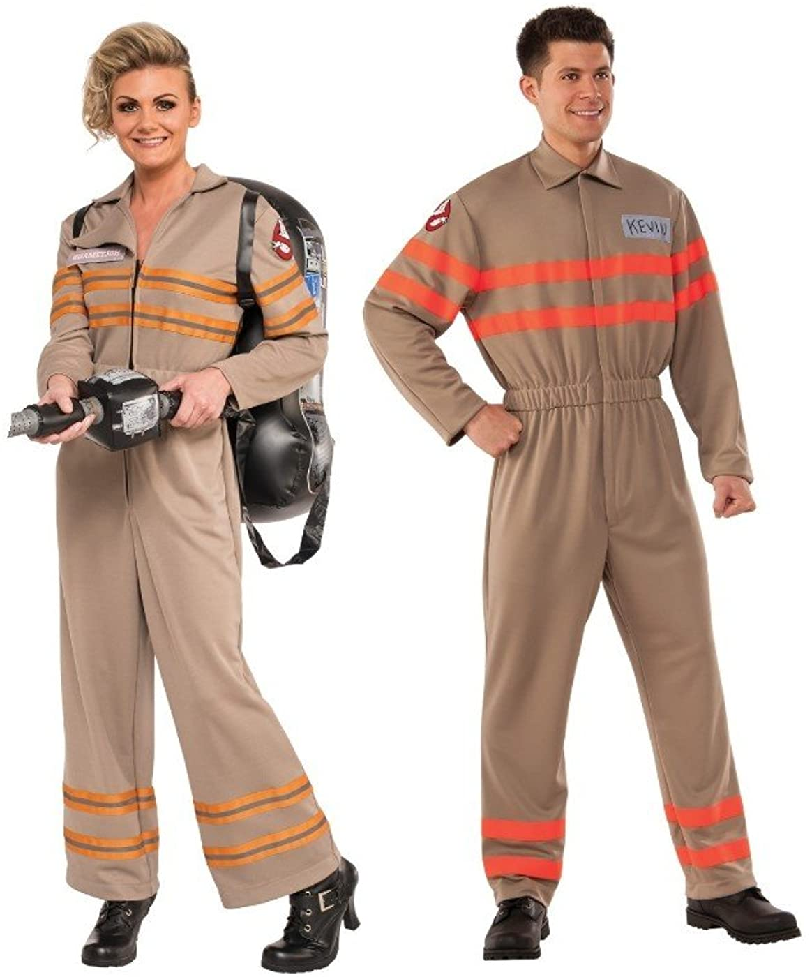 Wonder Clothing Ghostbusters Couples Costume