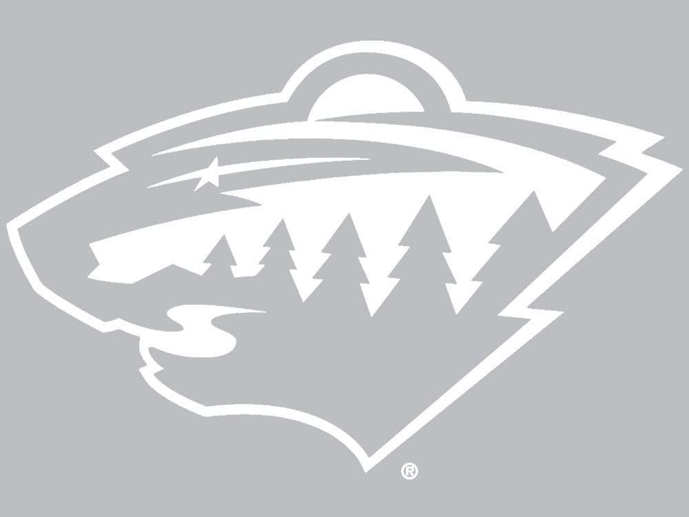 WinCraft NHL Minnesota Wild WCR29630061 Perfect Cut Decals, 8
