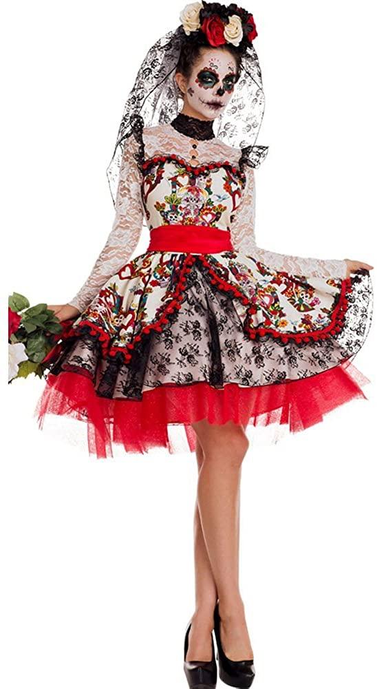 Party King Women's Plus Size La Novia Costume