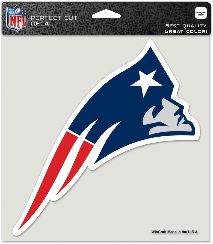 Wincraft New England Patriots Perfect Cut Color Decal 8