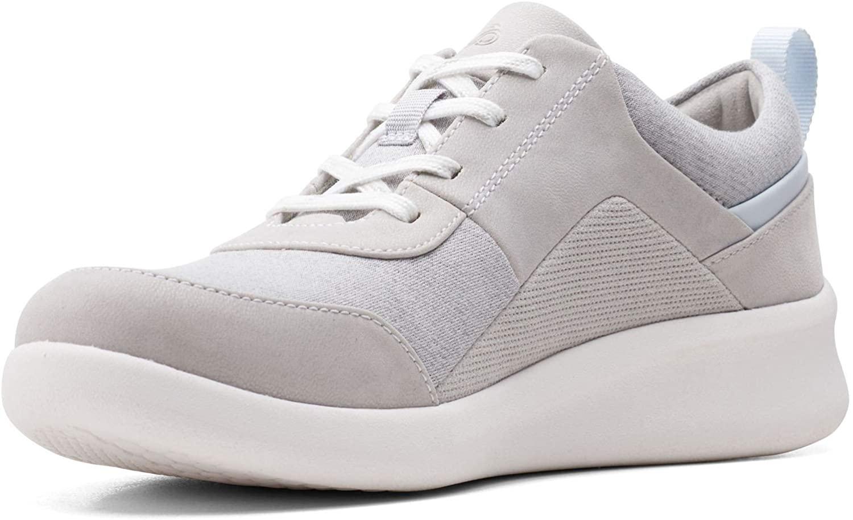 Clarks Women's Sillian 2.0 Kae Sneaker
