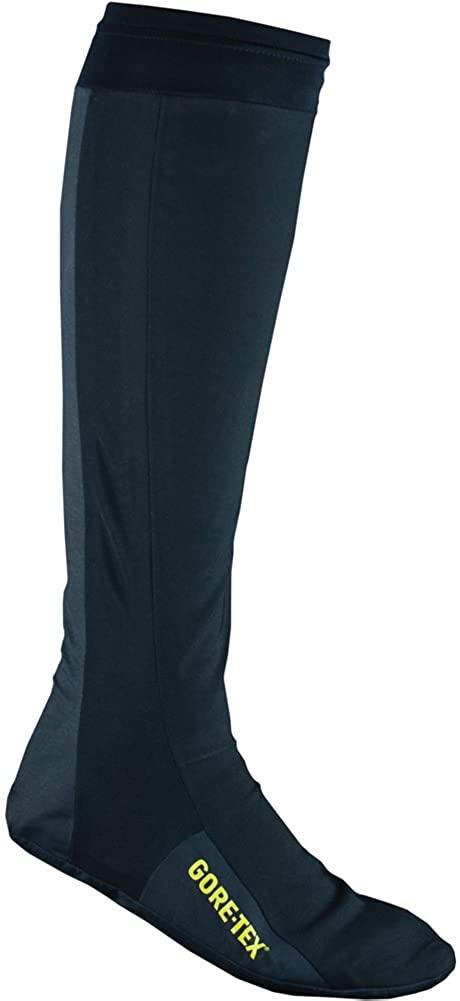 Klim Adult Covert GTX Liner Socks, Black, Size 8