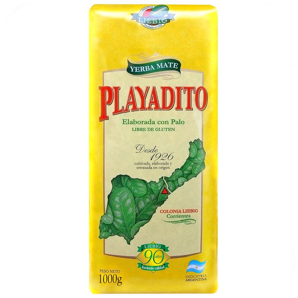 Yerba Mate Playadito 1000g