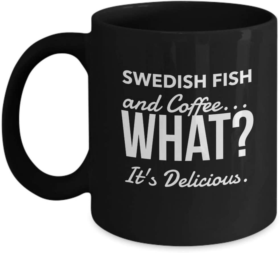 Swedish Fish Coffee Mug