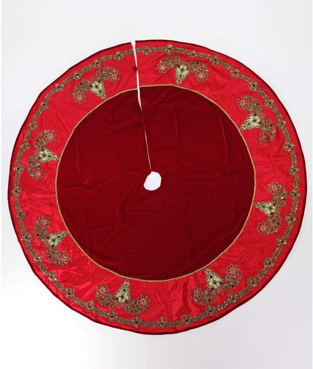 Katherines Collection Christmas Wishes Tree Skirt