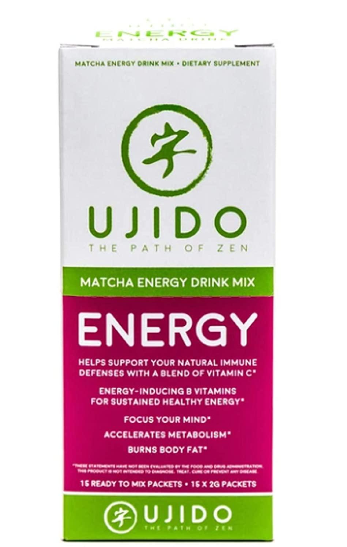 Ujido - Matcha Energy - 2nd Harvest (2g x 15)