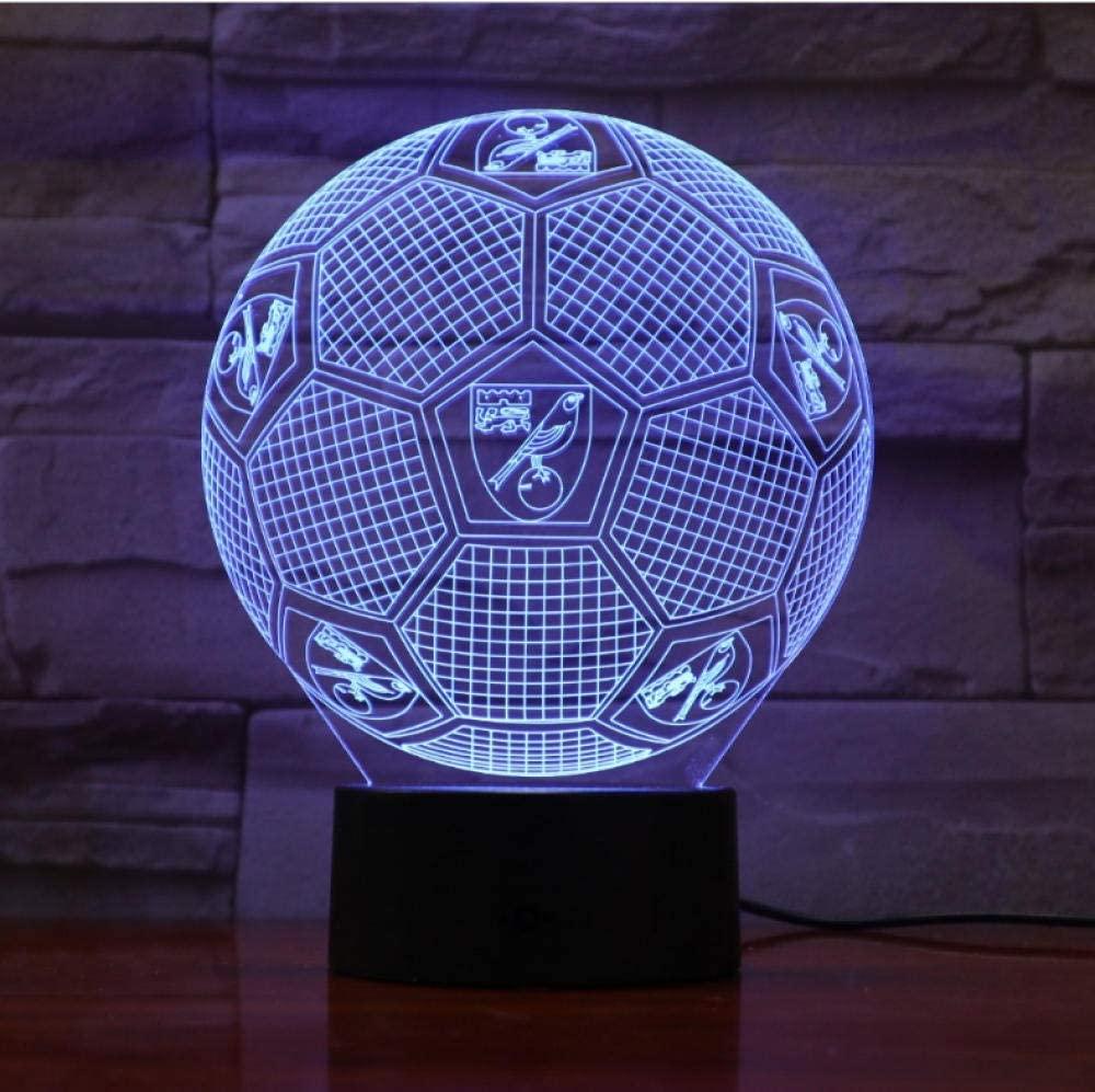 Wolf 3D Lamp Creative Night Light USB Led Kids Lamp