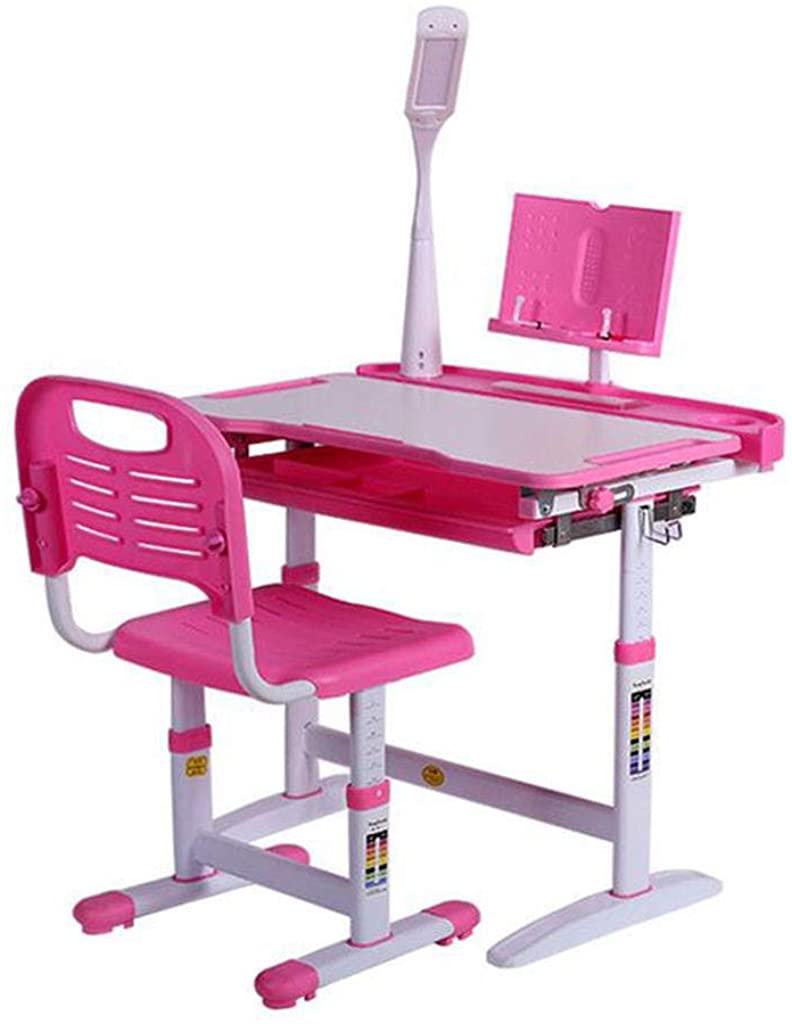 Desk for Kids Children desk Kids Desk and Chair Set Height Adjustable Children Study Desk Student Writing Desk