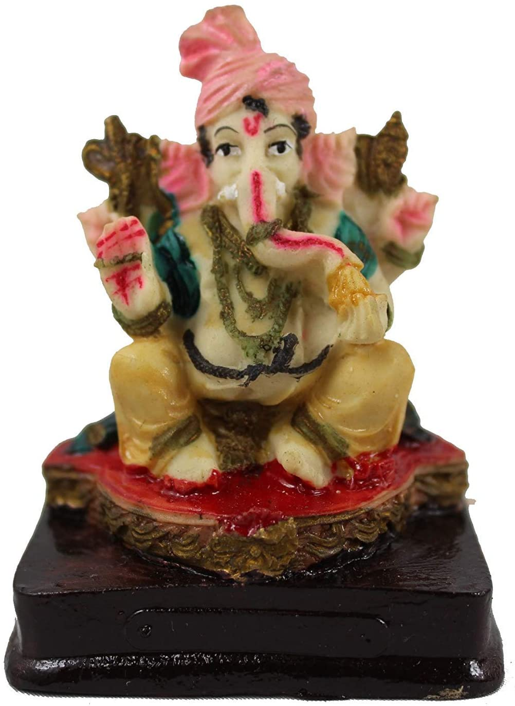 Creativegifts Ganesh Idol for Car Dashboard/Home/Office/Perfect Gift Item