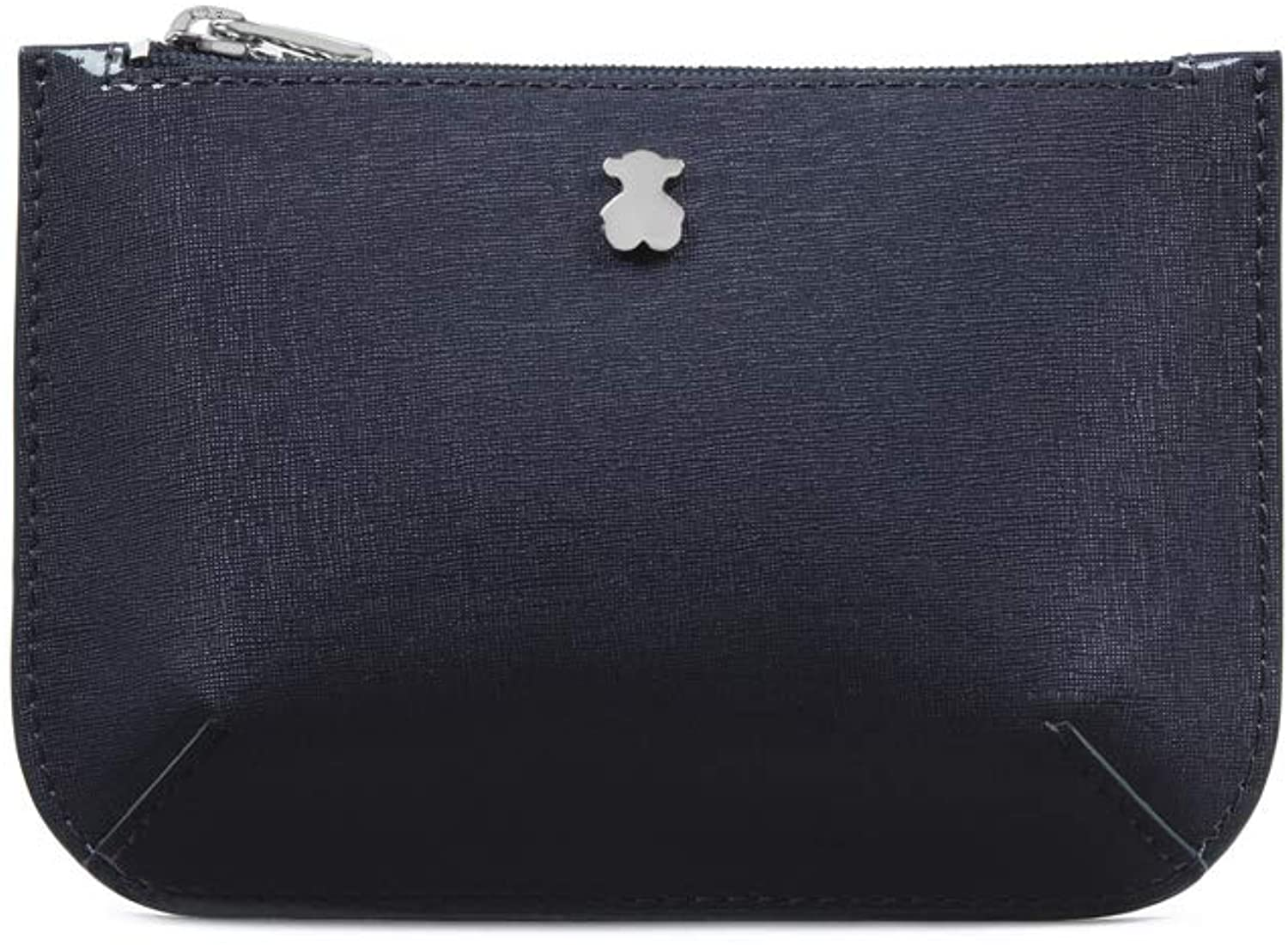 TOUS Dorp Navy Blue Small Toiletry Bag