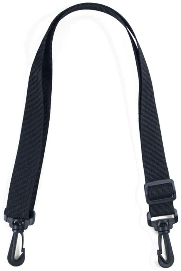 Guilin Bag Strap Replacement Adjustable Strap Nylon Shoulder Bag Belt Handbag Crossbody Handle Black