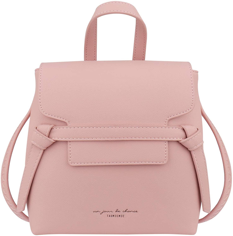 Aeeque Women Mini Backpack Purse Small Crossbody Bag Shoulder Handbag Clutch