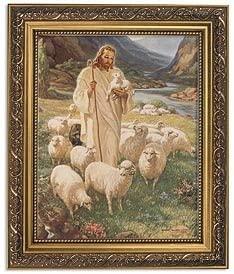 Sallman: Lord is My Shepherd (Pack of 2)