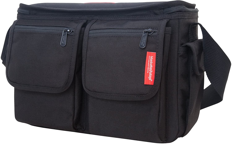 Manhattan Portage Shutterbug Messenger Bag