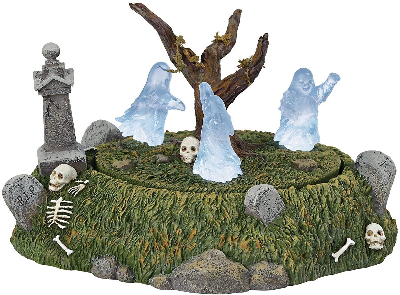 Department 56 Graveyard Ghost Dance Village Accessory, 6.5