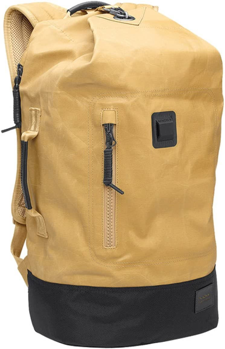 Nixon Origami Backpack - 1526cu in Khaki/Black, One Size