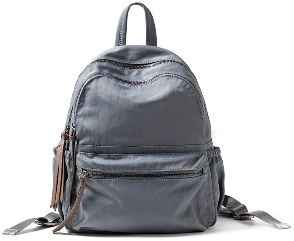 YANAIER Backpack Purse for Women Waterproof Oxford Casual Daypack Travel College Rucksack Bookbag School bag