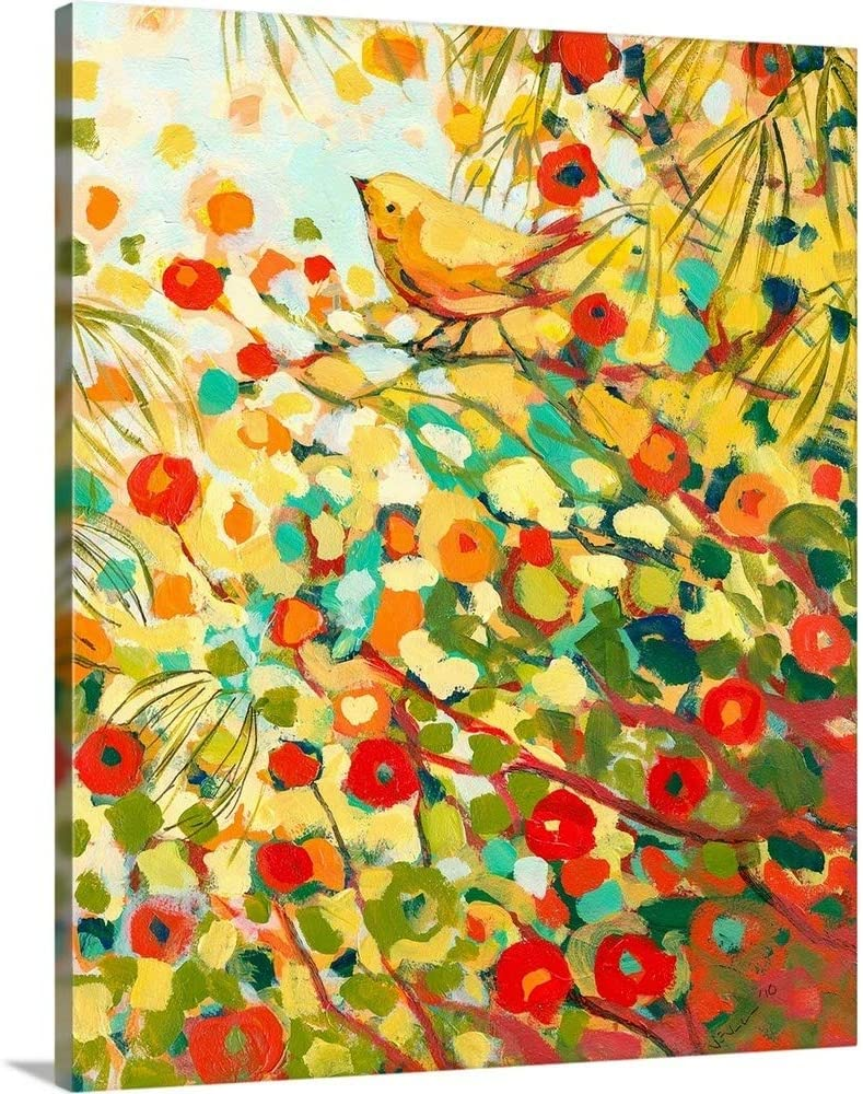 Early to Rise Canvas Wall Art Print, 24x30x1.25