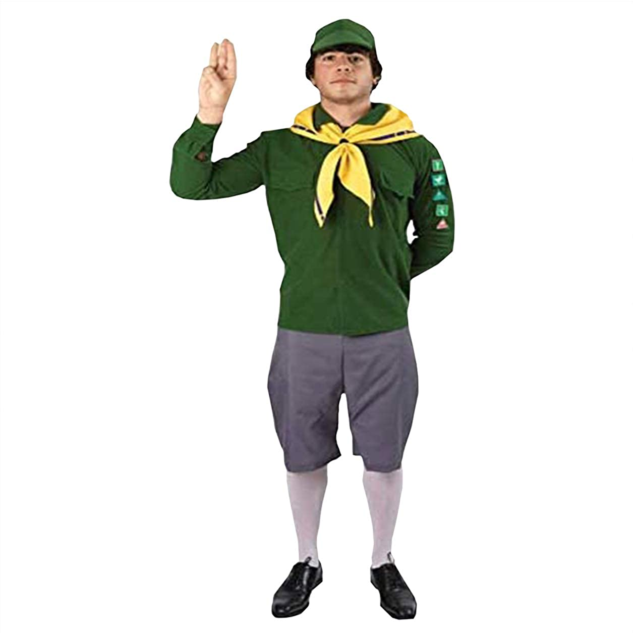 Boy Scout Adult Costume