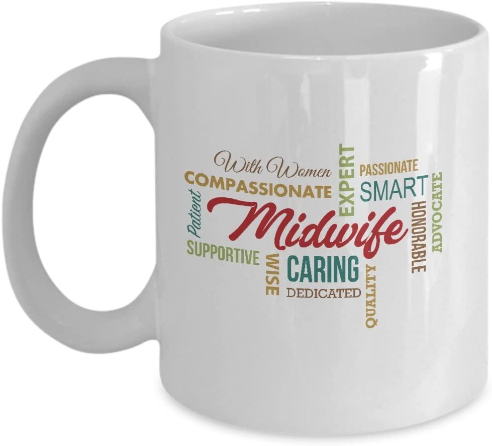 Midwife Labor Birthing Coach Doula Gift Mug (11oz)