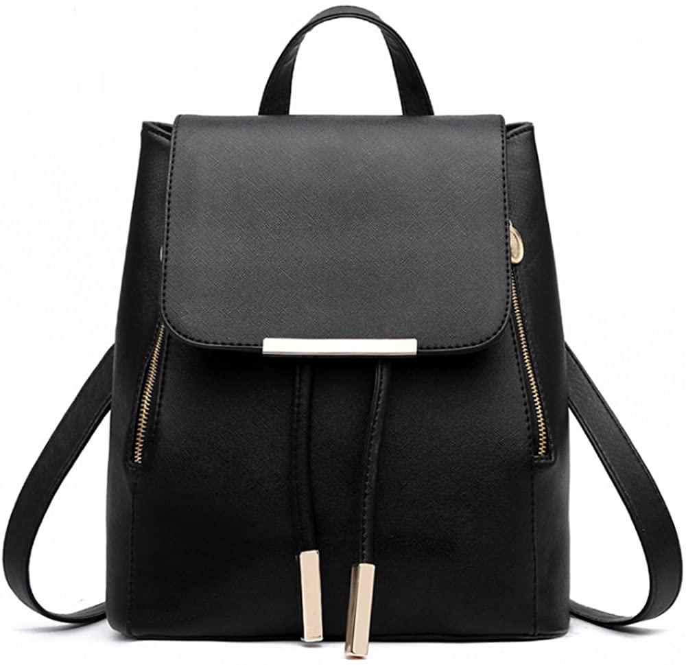 FiveloveTwo Fashion Backpack Purse Shoulder Bag Satchels Top-Handle Bags