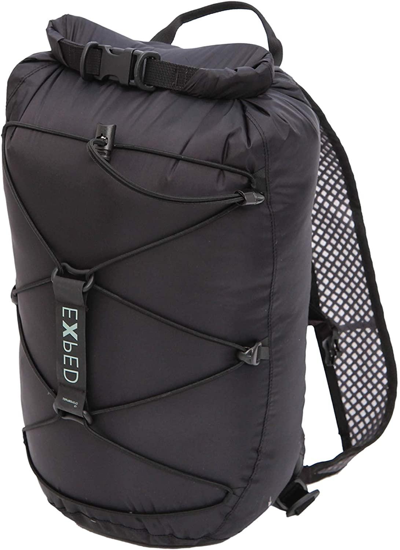 EXPED Cloudburst 15 Waterproof Roll-Top Backpack