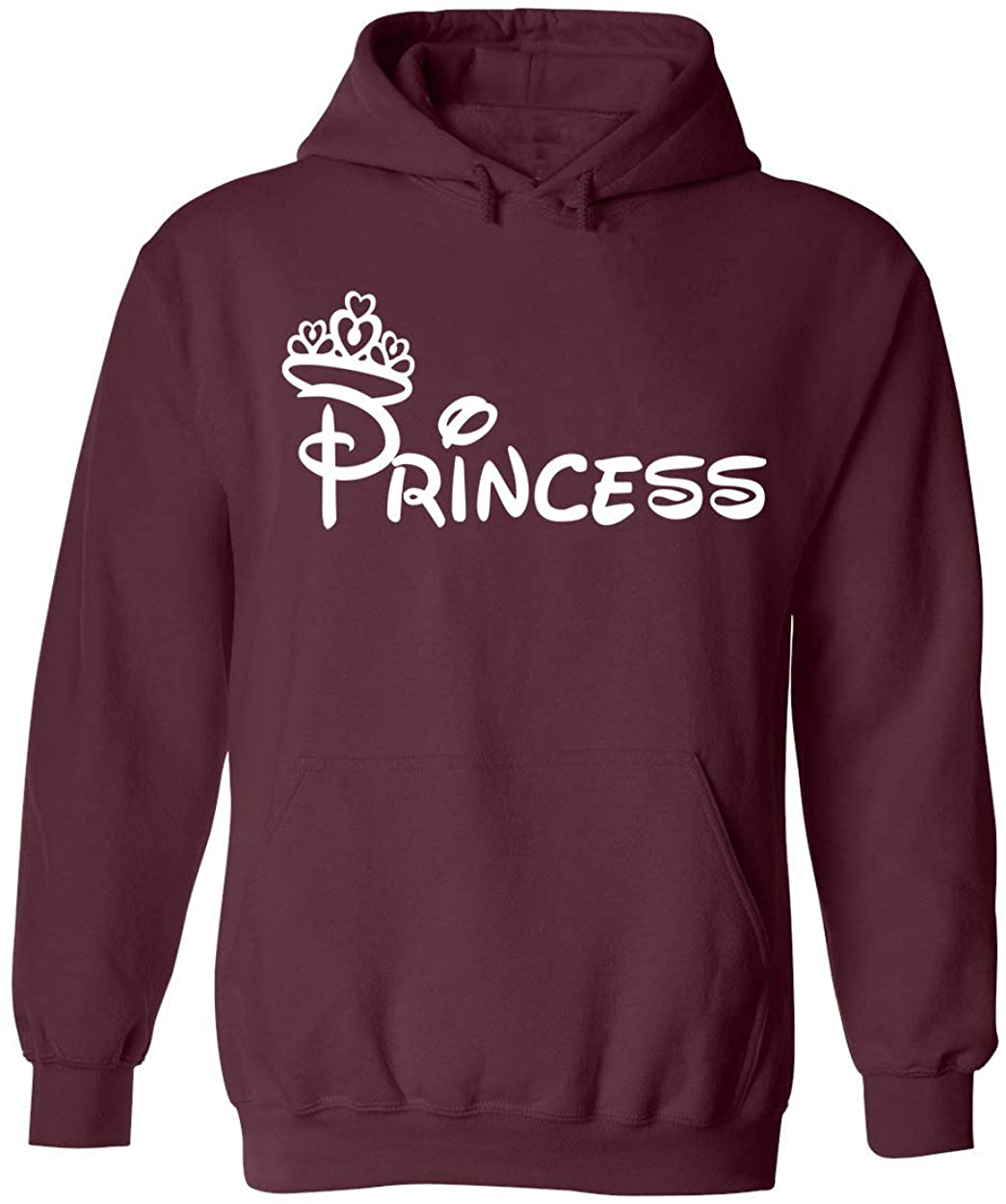 Priencess Minnie Fashion Popular for Women Pullover Hoodie