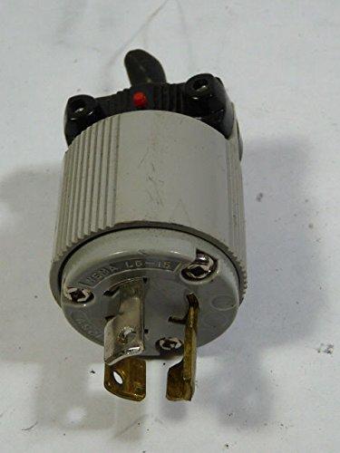 Arrow Hart Nema L5-15 Turn and Pull Plug 15AMP 125V